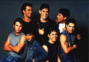 still-of-tom-cruise-matt-dillon-emilio-estevez-rob-lowe-patrick-swayze-c-thomas-howell-and-ralph-macchio-in-the-outsiders-large-picture