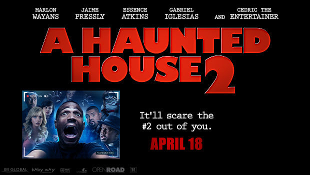 A Haunted House 2 (2014) Review – abstracticality
