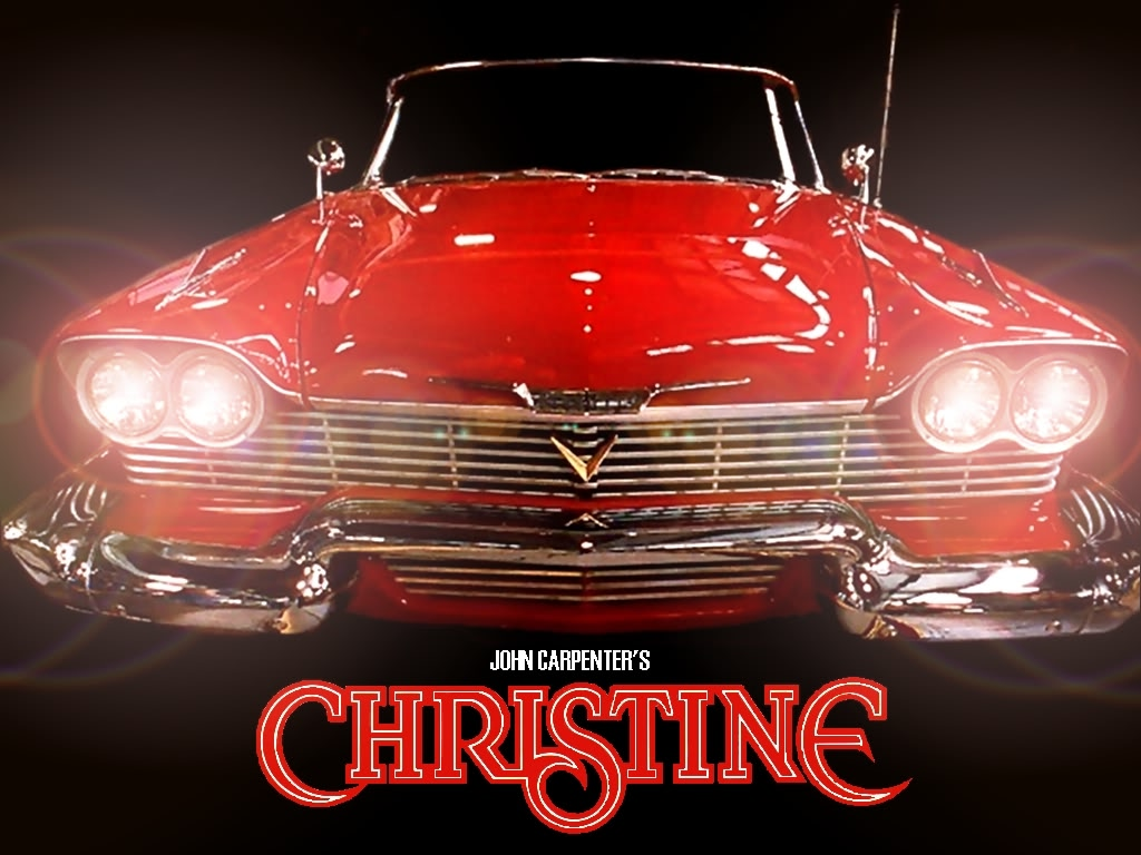 christine 1983 john carpenter film, stephen king,