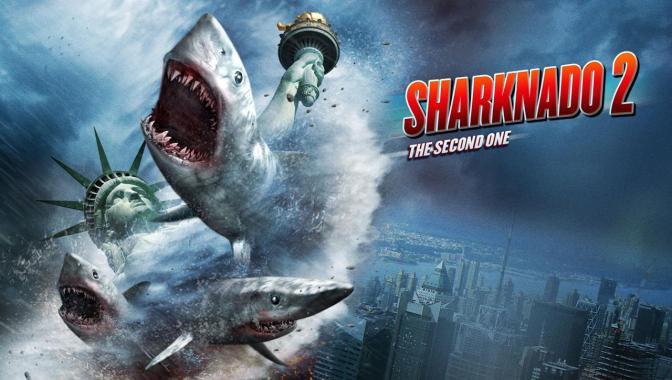 Sharknado 2 (2014) Review